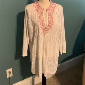 Used Lilly XL tunic top